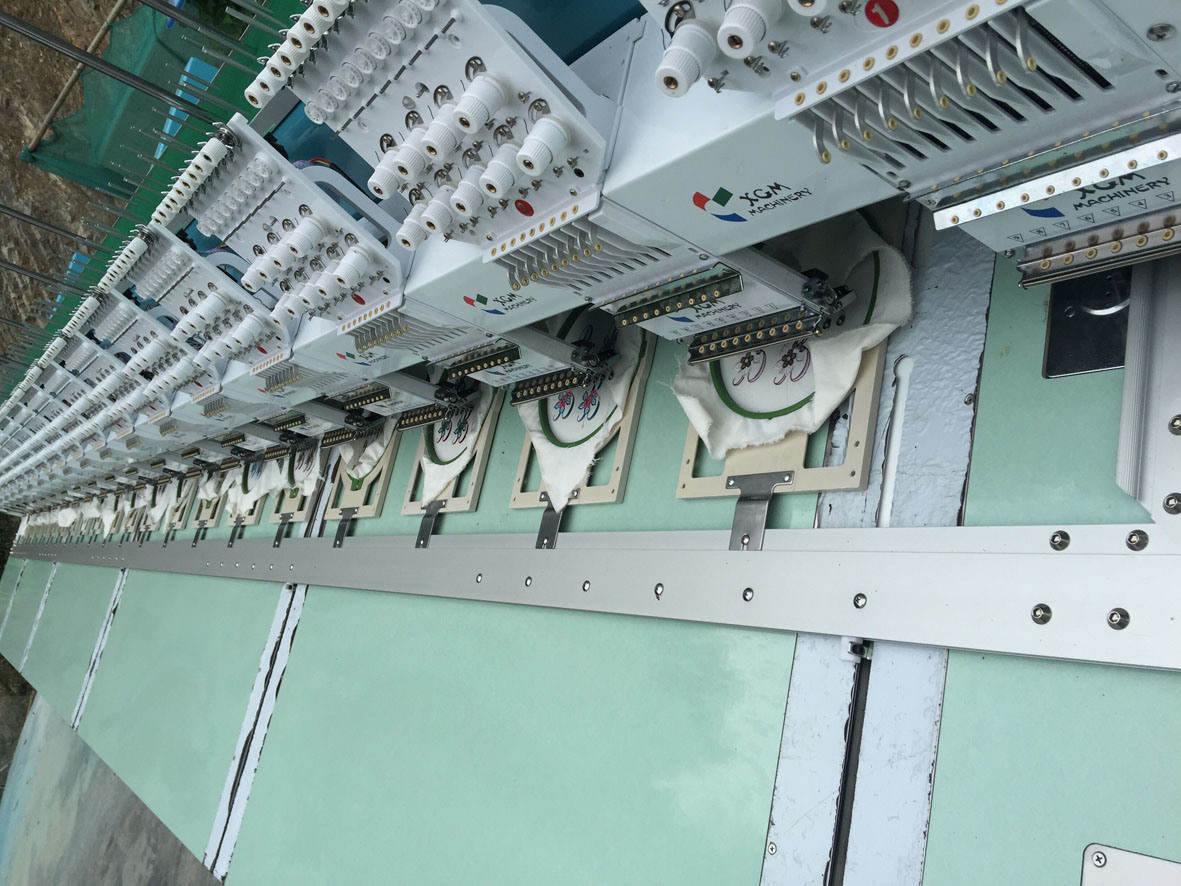 920 Embroidery Machine with High Quality, Embroider Your Life Beautiful