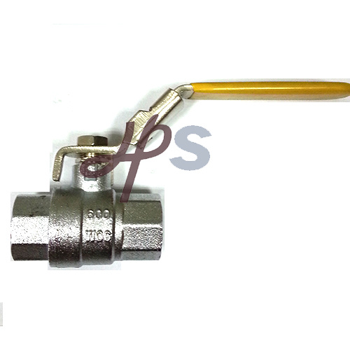 600 Wog Brass or Lead Free Brass Full Port Ball Valve, NPT Thread