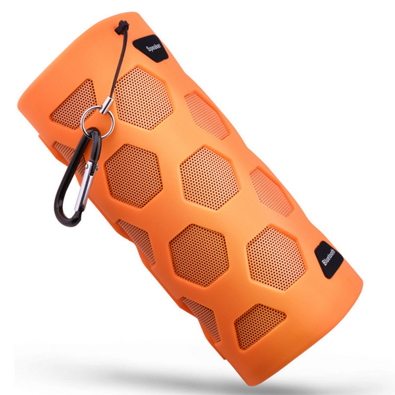 New Best N919 NFC Outdoor Shockproof Waterproof Bluetooth Speaker with 4000mAh Power Bank