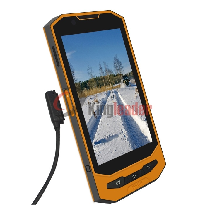 4G Lte NFC Rugged IP68 Water-Proof Smartphone with Ce (W101)