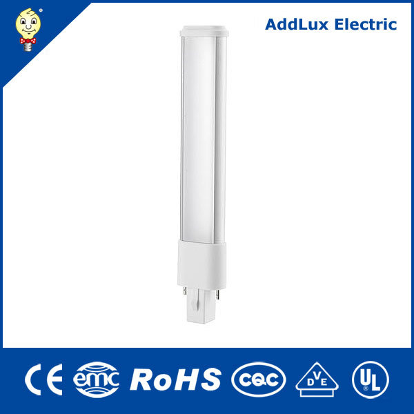 Warm White Cool White 4W 6W 8W LED Plug Tube