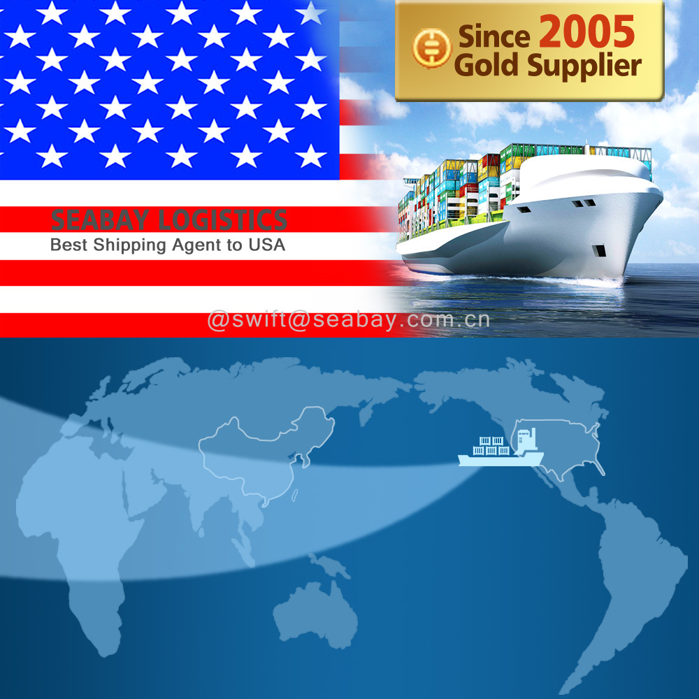 Competitive Ocean / Sea Freight to Minneapolis From China/Tianjin/Qingdao/Shanghai/Ningbo/Xiamen/Shenzhen/Guangzhou