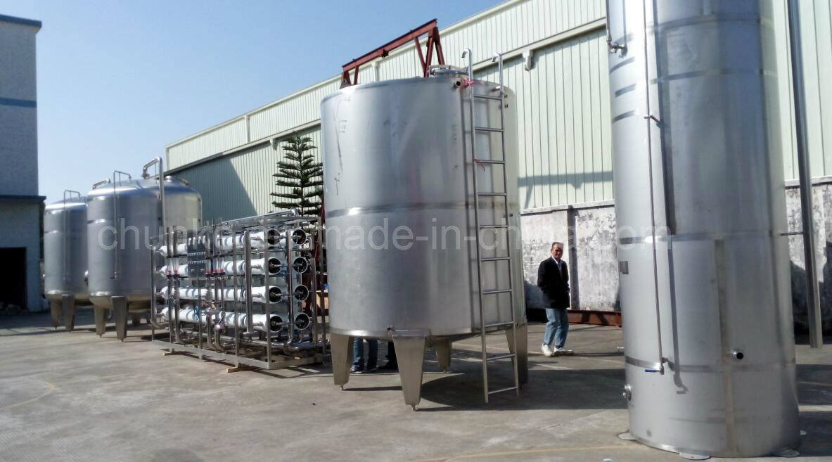 Wholesale 30t/H Reverse Osmosis Purification RO System Water Treatment Plant