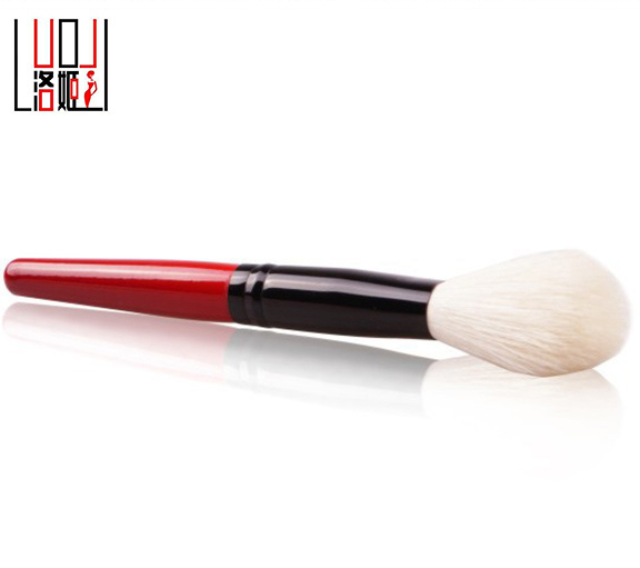 New Sex Lady 7PCS Red Cosmetic Makeup Brushes (With PU Package Bag)