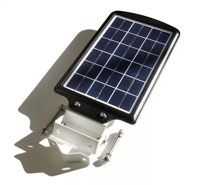 5W LED Integrated All in One Sensor Solar Garden Lamp