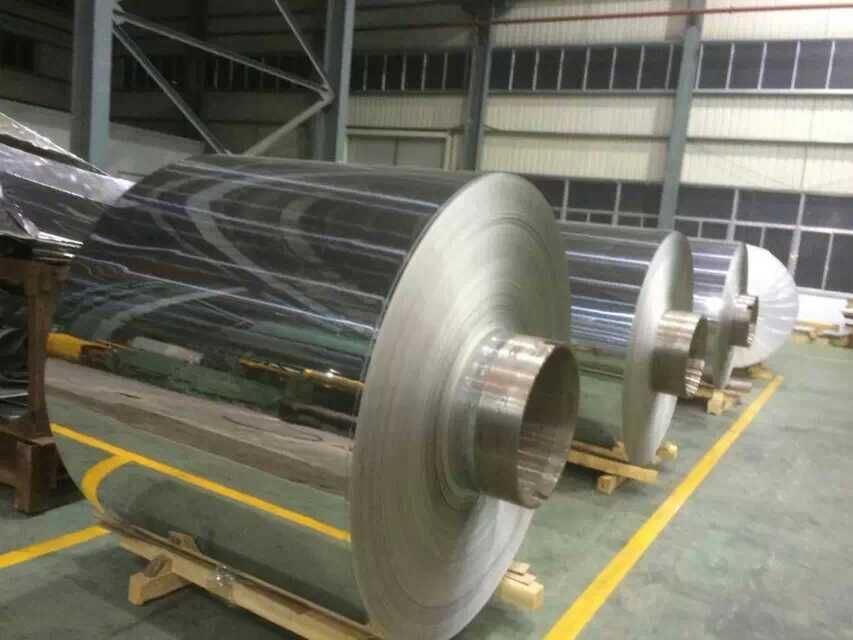 1050, 1100, 1060 Mirror Polished Aluminum/Aluminium