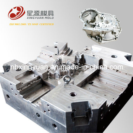 Top Quality with Renowned Standard Components Hasco, Dme Standard High Pressure Mold, Die Casting Die