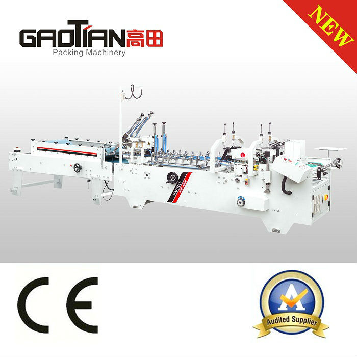 Automatic Carton Folder Gluer Machine (SHH-800B)