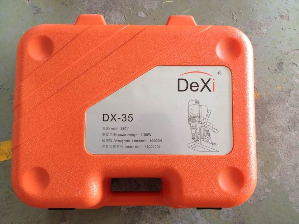 Dx-35 Magnetic Base Drill
