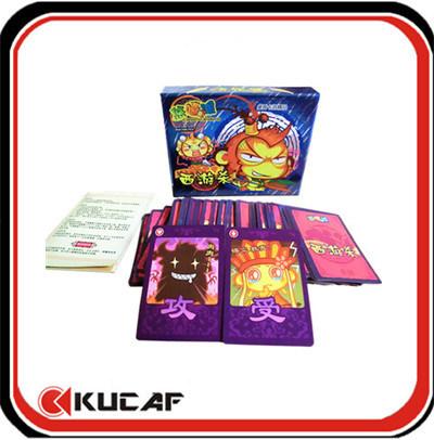 Custom Design 54 Crads Playing Cards