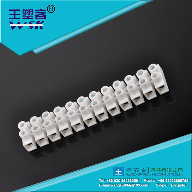 5mm Pitch Wire Terminal Block (PP/PE)