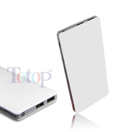 10000mAh Power Bank Portable Powerbank LED Light