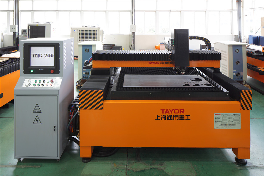 CNC Steel Cutting Machine Table