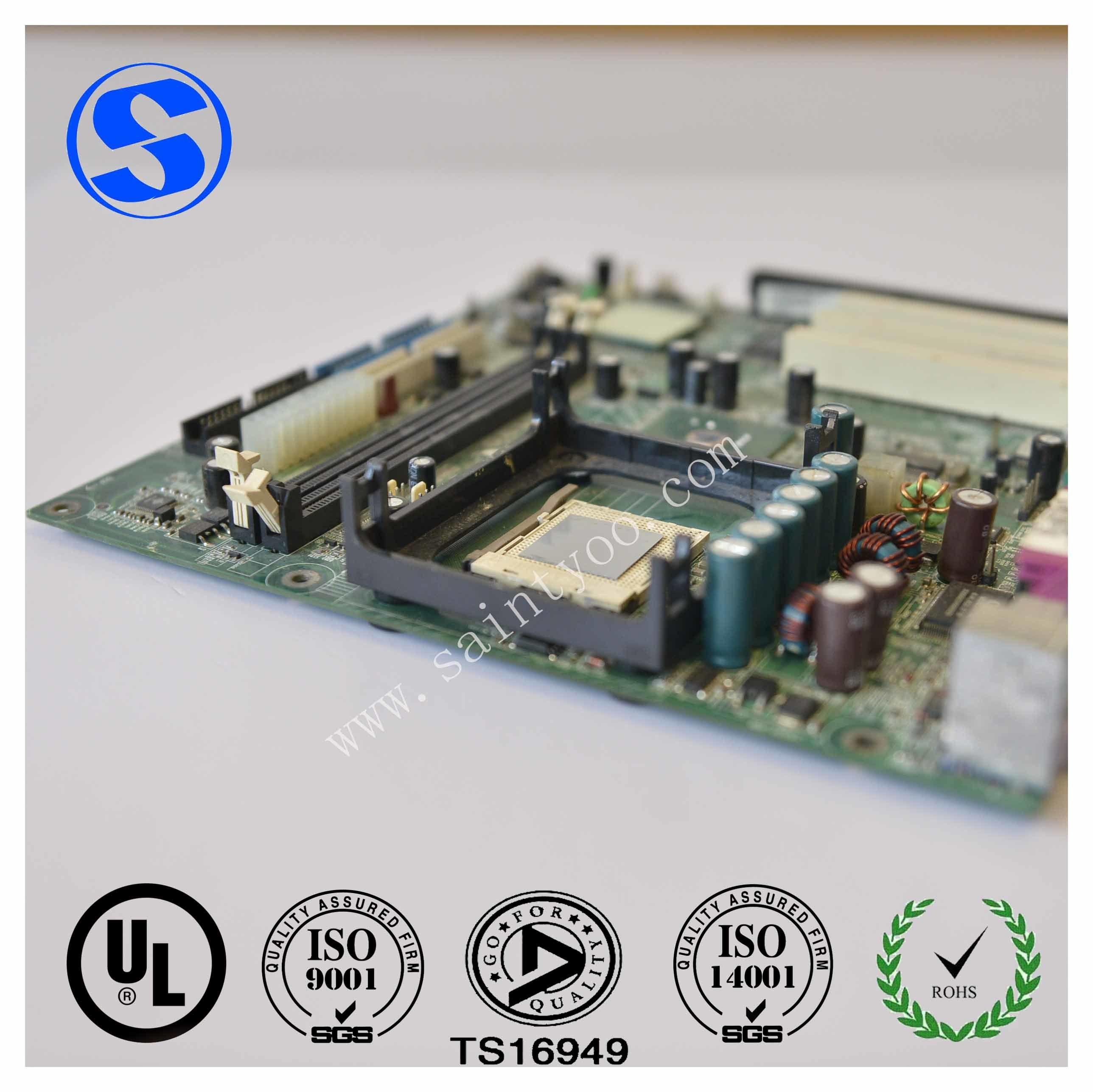 Sy-Gp300 Thermal Conductive Silicone Gap Pad