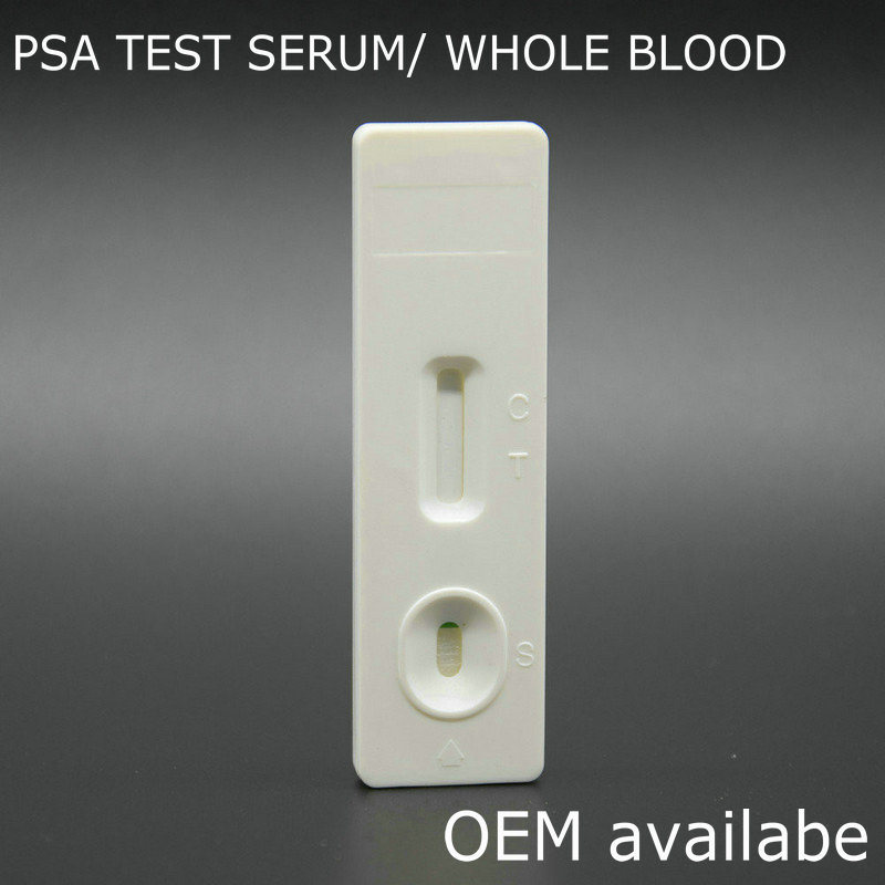 Psa Rapid Serum Blood Test Kit Strip Cassette