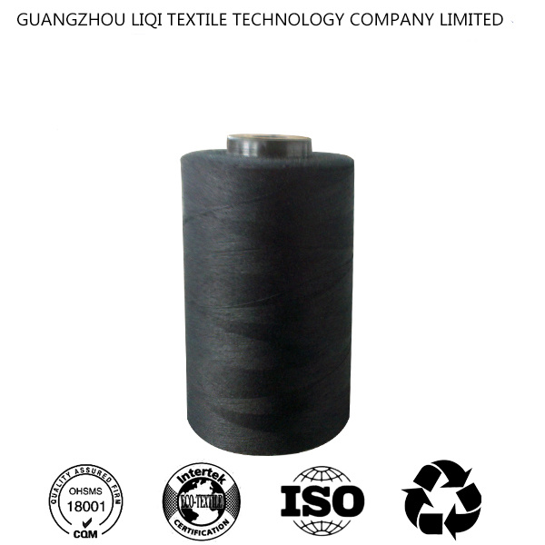 High-Tenacity 100% Polyester Filament Thread 300d/2 Handbag Sewing Thread