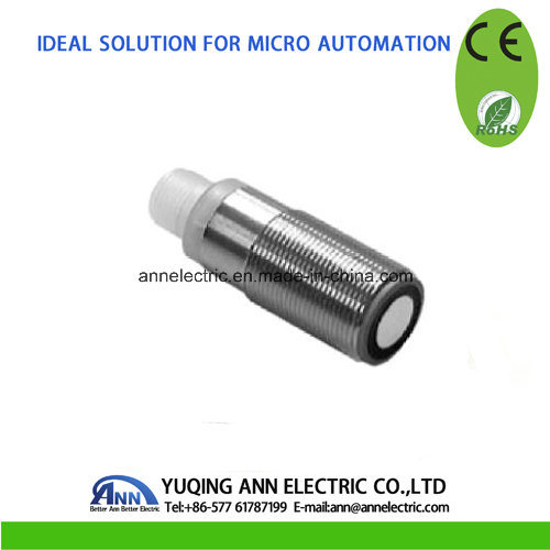 M18 Ultrasonic Sensor, Ub800-18GM40-E5-V1, Sensor