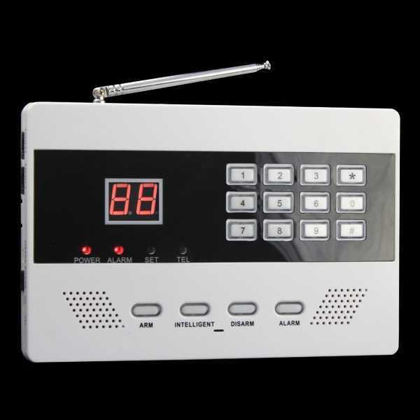 99 Zones Wireless Home Usage PSTN Alarm Panel