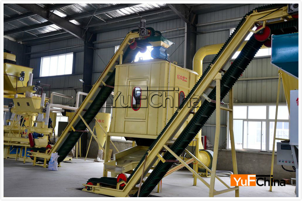 Multi Materials, Wood, Sawdust, Rice Husk Pellet Production Line