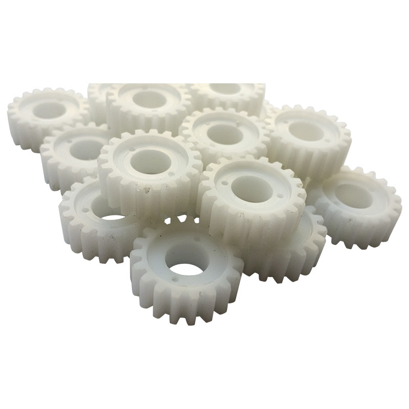 High Precision POM Plastic Spur Gear with 19 Basic Rack