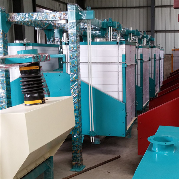 Corn Mill Machine Flour Mill Machinery Milling Machine (6FYF)