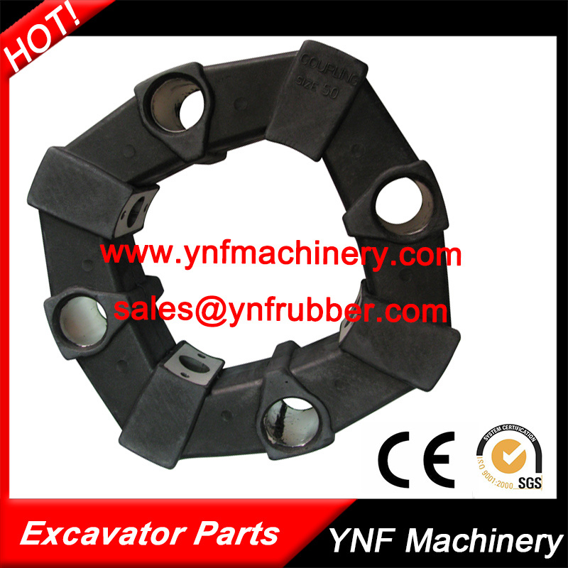 Rubber Couplings Centaflex CF-a-50 of Excavator Coupling