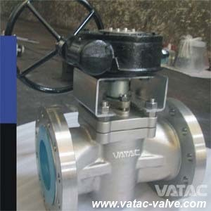 Cast or Forged Stainless Steel Lubricated & Sleeve Plug Valve