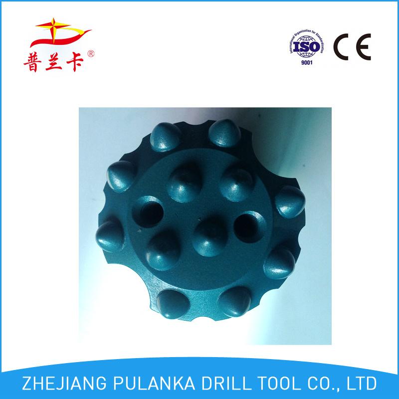 T45 T38 76mm Thread Rock Spherical Drill Bits