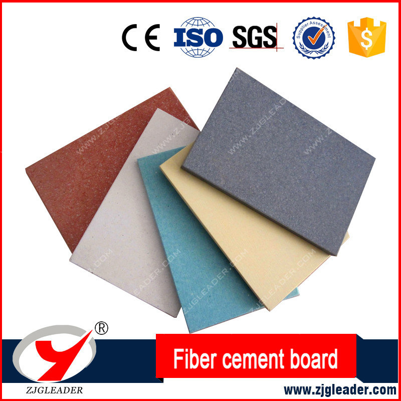 Fireproof and Waterproof Fiber Cement Board Plant