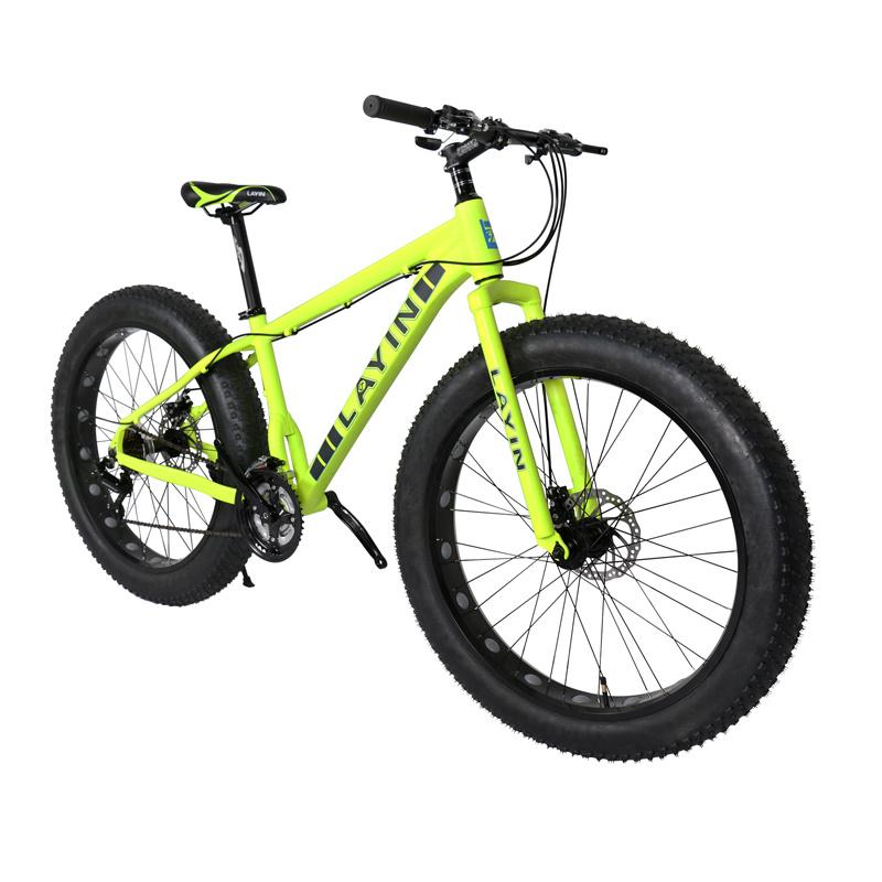 2016 Amazing Fat Bike with Shimano Shift