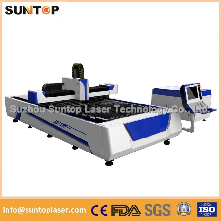 1000W Fiber Laser Cutting Machine for 10mm Steel Cutting/Steel Laser Cutting Machine