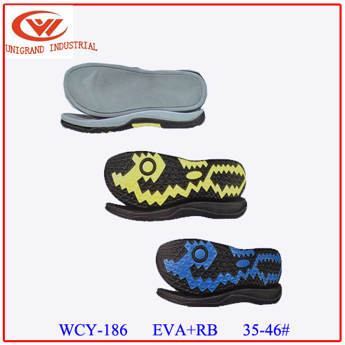 New Design EVA and Rubber Outsole of Sandals