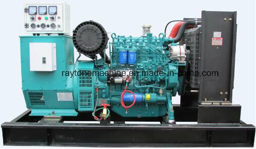 75kVA Weichai Soundproof Diesel Generator