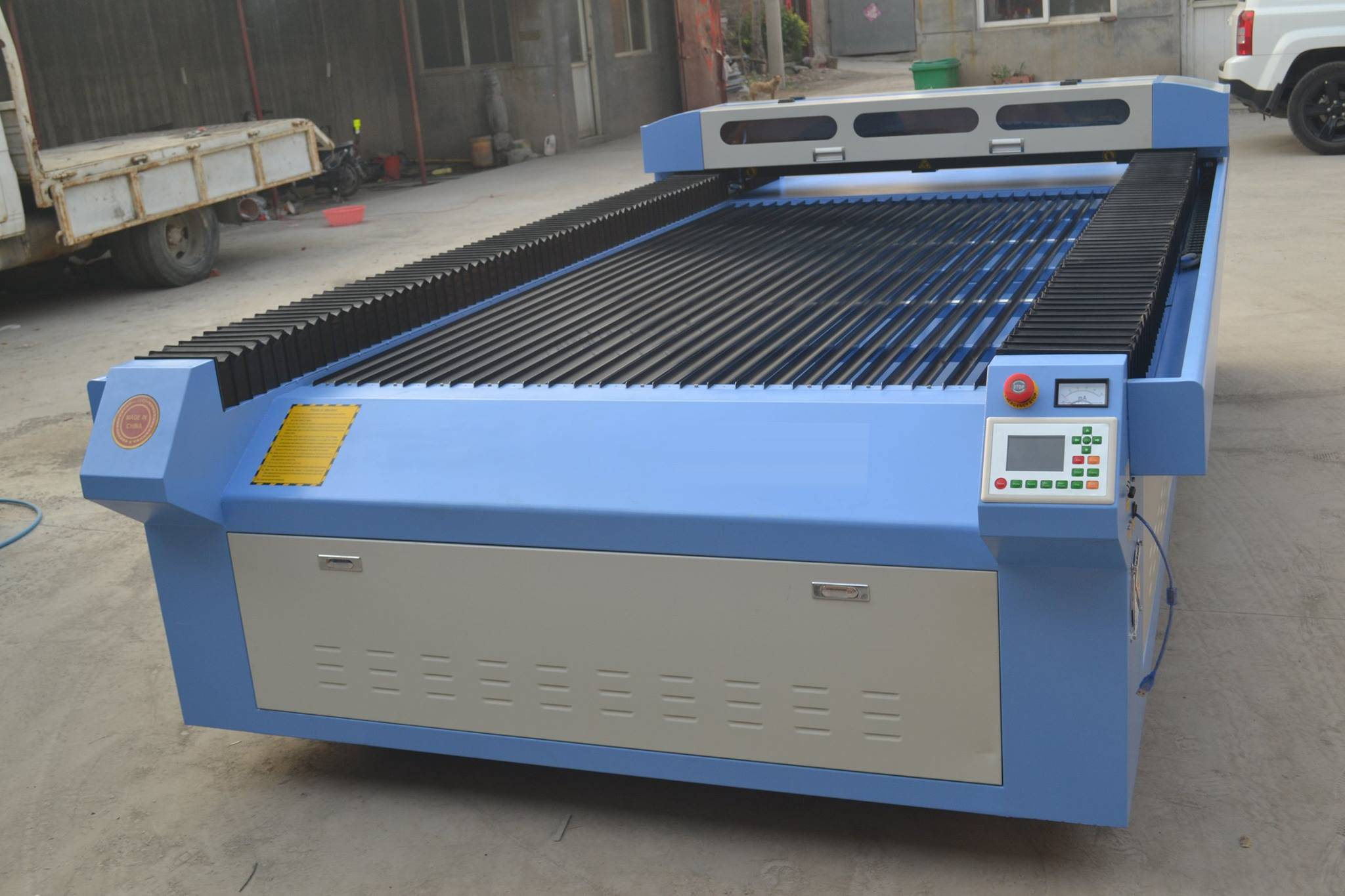 Big Power CO2 Acrylic MDF Cutting Engraving CO2 Laser Machine