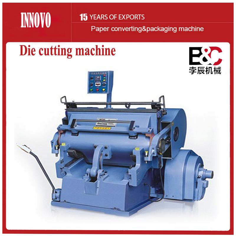 Die Cutter and Die Cutting Machine (ZX203C /ZX1100 /ZX1200)