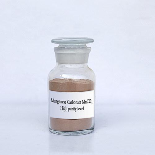 Manganese Carbonate (High purity level) /Catalyzer