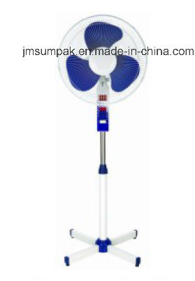 16inch Portable Ventilating Air Cooler Stand Fan Electric Fan with Mesh Grill