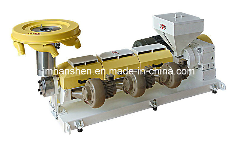 High Output Extruder in China