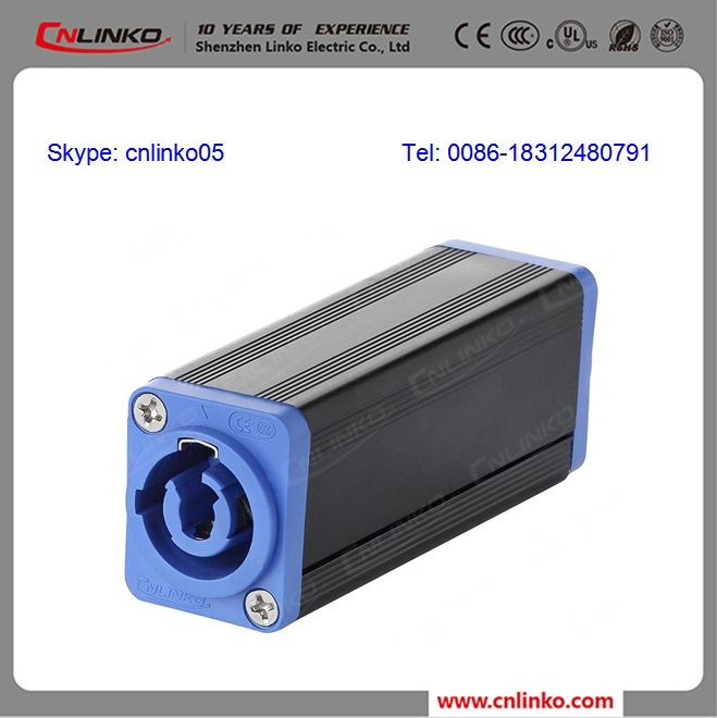 Waterproof IP67 3 Pole Battery Connector for Battery Lithium