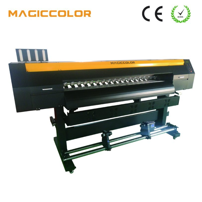 Large Format Eco-Solvent Printer with Epson Dx5 Printhead