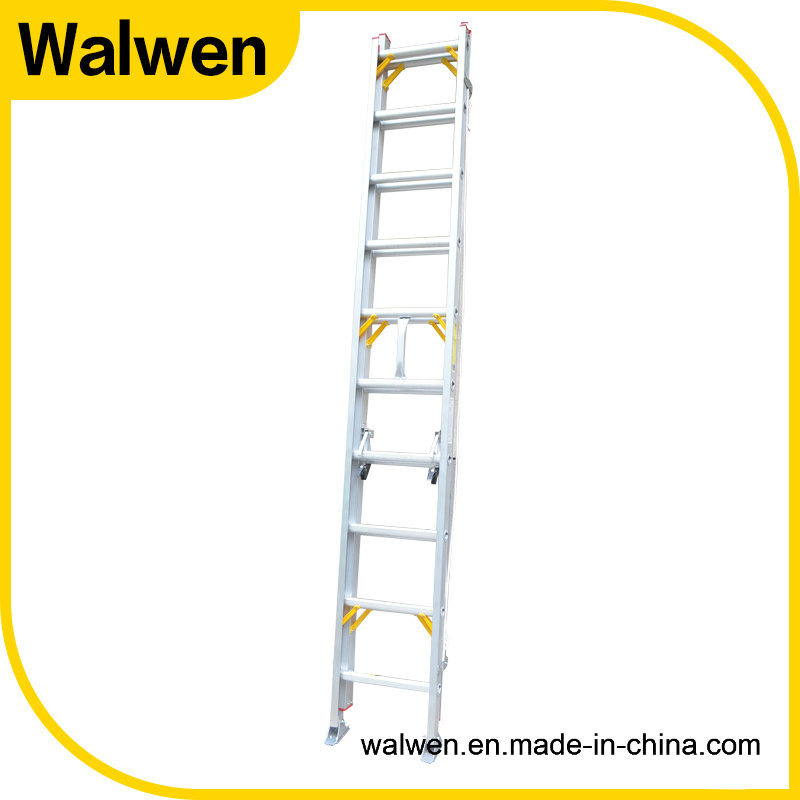 China Supplier Multi-Functional Aluminum Telescopic Folding Ladder