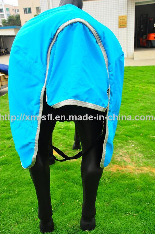 600d Resist Tearing Waterproof Turnout Horse Blanket