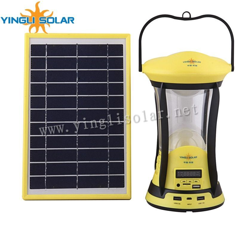 Portable Solar Energy Camping Lantern for Home Use, Outdoor