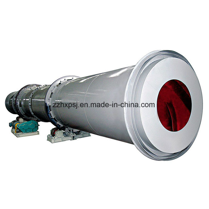 Slag Rotary Drum Dryer, Drying Equipment From China. Offer OEM Service
