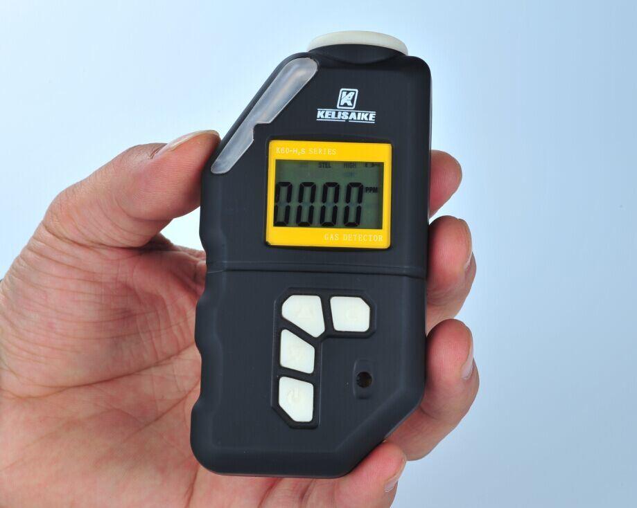 Light Weight Lithium Battery Service Handheld Ozone Gas Leak Detector