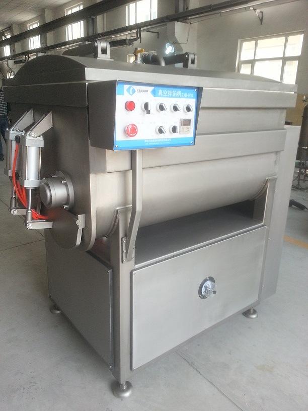 Industrial Vacuum Mixer Meat Mixer-Mixer Machine-Mixing Machine