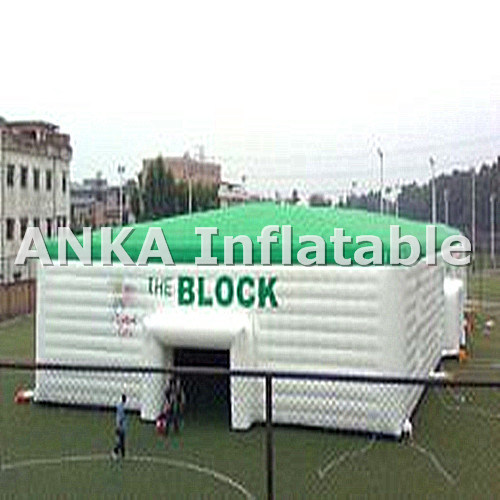 Large Inflatable Tent Customized Shape for Outdoor Advertising
