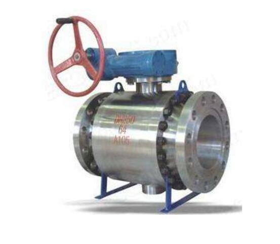 Q347y High Pressure Forged Steel Sulfur Resistant Ball Valve