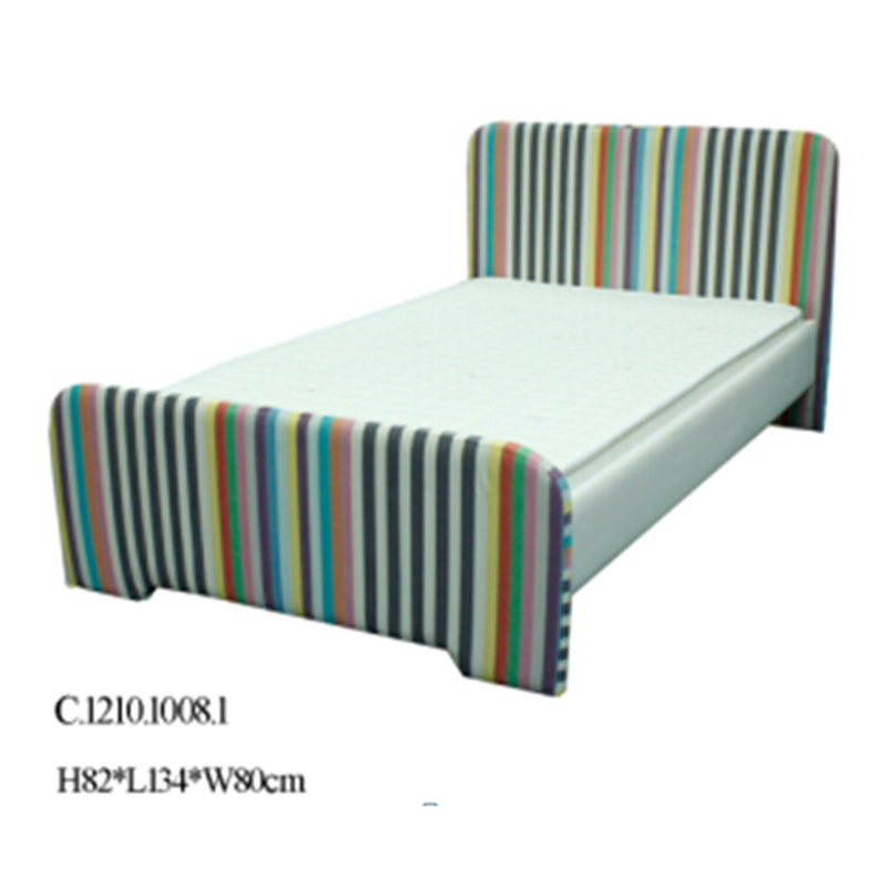 Good Quality Durable Children Wooden Bed (BF-104)