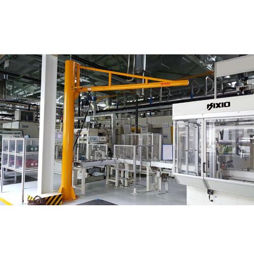 Customized Workshop Usage 1~5 Ton Jib Crane